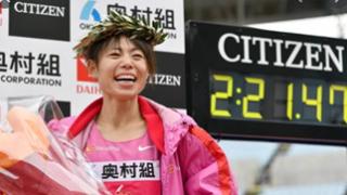 oosakakokusai matsuda 320x180 - 大阪国際女子マラソン松田瑞生選手が2:21:47で優勝!代表確定か!