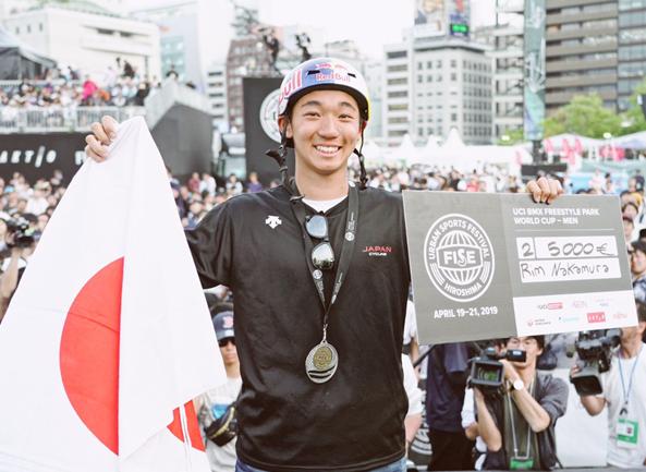 nakamura rim - 中村輪夢選手プロフィール!出身地や中学高校や練習環境を徹底調査!