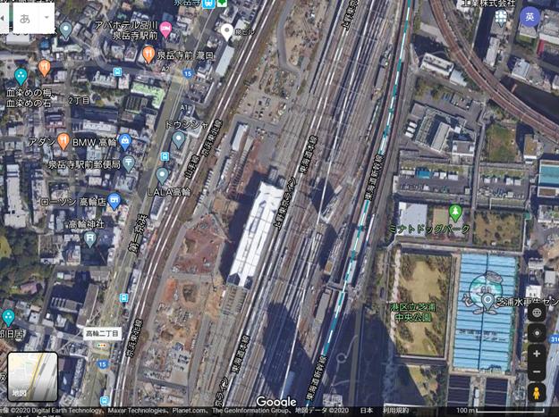 takanawagateway 5kouku - 高輪ゲートウェイ駅開業!場所は?デザインは?看板文字は明朝体?