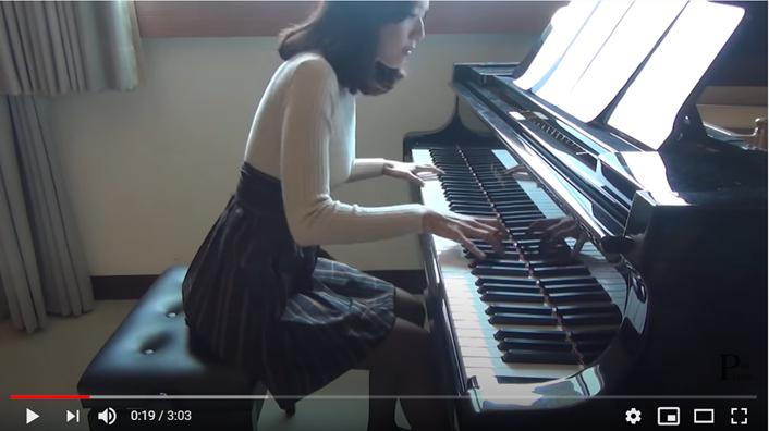 panpiano face - PanPianoセクシーコスプレ×ピアノ演奏が評判!顔やカップは?